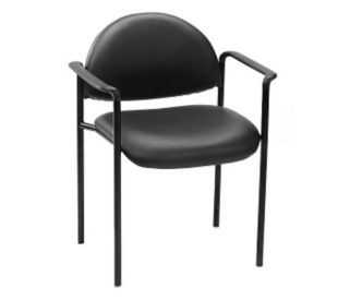 Vinyl Stack Chair, C60194