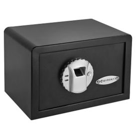 "Compact Biometric Fingerprint Safe - 7.8""W x 11.8""D, B30533"