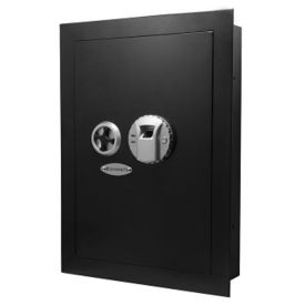 Biometric Wall Safe , B30534