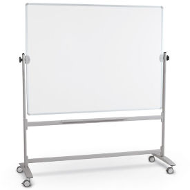 "Two Sided Reversible Mobile Board 60""W x 48""H, B20030"
