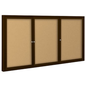 "Indoor Enclosed Board 72"" x 36"", B20079"