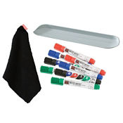 Magnetic Markerboard Kit, B23196