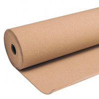 Natural Cork Roll - 90ft x 4ft, B23419