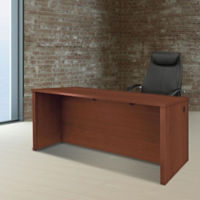 "Minimalist Executive Desk 72""W x 30""D, 99400S"