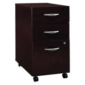 Assembled Three-Drawer File, L40780