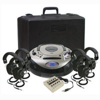 Spirit SD Listening Center 6 Person, M16203