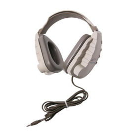 Headphones with Stereo Mode Plug, M16219