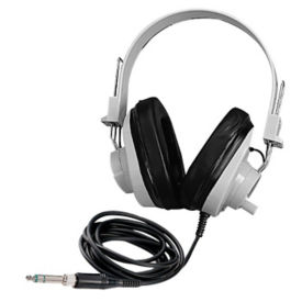 Mono Headphones with Straight Cord, M16283