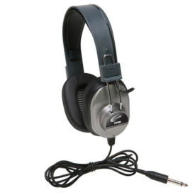 Mono Headphones with Permanent Line Cord, M16285