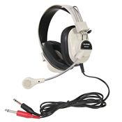 Deluxe Headphone with Mic, M16292