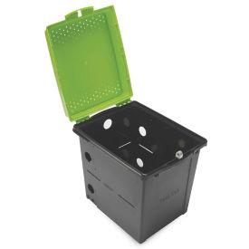 Tech Tub™ Base ABS Plastic Storage Tub, E10259