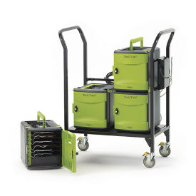 Tub Trolley - Holds 24 Devices, E10314
