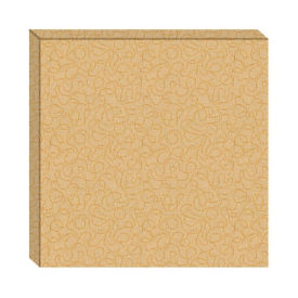 "15""W x 15""H Acoustical Wall Tile, F41234"