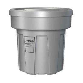 Fire Retardant Trash Can 25 Gallon Capacity, R20146