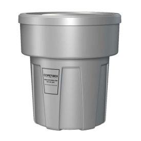 Fire Retardant Trash Can 30 Gallon Capacity, R20148