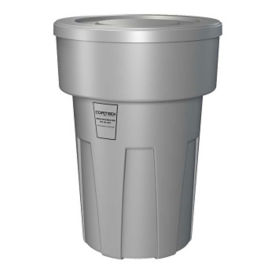 Fire Retardant Trash Can 55 Gallon Capacity, R20158
