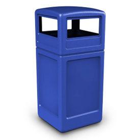42 Gallon Dome Lid Trash Can, R20275