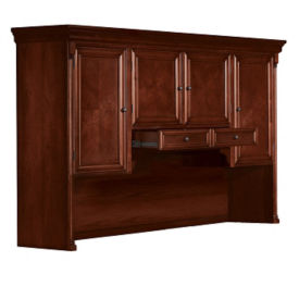 Hutch with Task Light, D35100