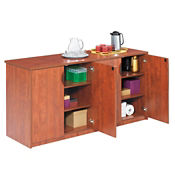 "Buffet Credenza with Four Doors - 24""D x 72""W, D35620"