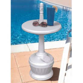 5 Quart Cigarette Receptacle with Table , R20287