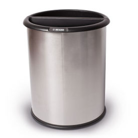 Steel Waste Receptacle - 7 Gallon, R20245