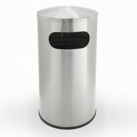 Steel Waste Receptacle - 15 Gallon, R20246