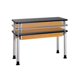 "Adjustable Height Table - 60"" x 30"", A11014"