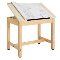 "36""H Drafting Table, A11176"