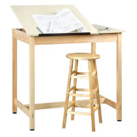 "40""H Dual Surface Drafting Table, A11180"