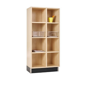 "Eight Cubbies - 24""W, B30593"