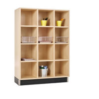 "12 Cubbies - 36""W , B30594"