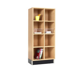 "Eight Cubbies - 24""W , B30596"