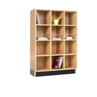"12 Cubbies - 36""W, B30597"