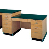 Side Desk for 5' and 8' Instructor Desks, L70028