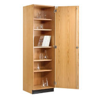 "Science Classroom Storage Cabinet - 24""W, L70051"