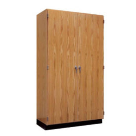 "Science Classroom Tall Storage Cabinet - 48""W, L70056"