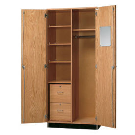 Science Classroom Wardrobe Storage Cabinet, L70060