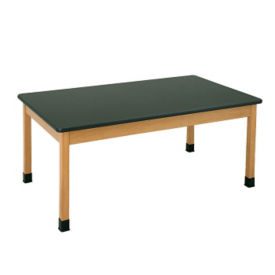 "Laminate Science Lab Table 30"" x 60"", L70092"