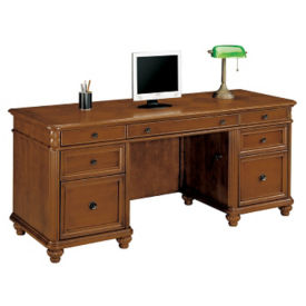 Kneehole Credenza, L40357
