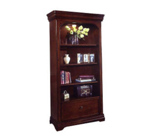 Bookcase with Filing, B22090