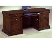 "Kneehole Credenza 72"" x 24"", D32141"