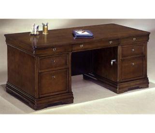"""72"""" x 36"""" Executive Desk, D32143"""