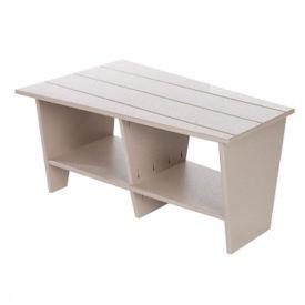 "Trapezoid Coffee Table - 40""W, F10335"