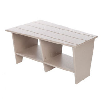 "Trapezoid Coffee Table - 40""W, F10335"