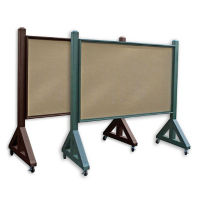 "Portable Outdoor Message Board 80""W x 80""H, B23356"