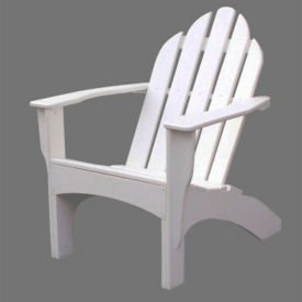 "Adirondack Round Back Lounge Chair - 30""W, F10345"