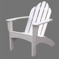 "Adirondack Round Back Lounge Chair - 30""W, F10345"