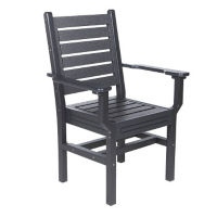 Outdoor Stackable Chair, F10355