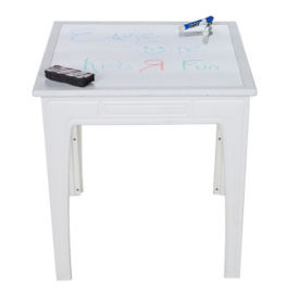 Children's Picnic Table with Dry Erase Top, F10370