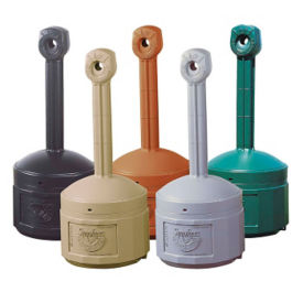 Recycled Plastic Smoker Receptacle, R20267